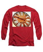 The Time In Paris Long Sleeve T-Shirt by Trina Ansel