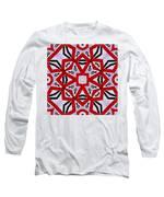Spiro #3 Long Sleeve T-Shirt by Writermore Arts