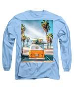 California Surfer Van Long Sleeve T-Shirt by Christopher Arndt