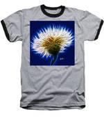 Basket Flower Inner Beauty Baseball T-Shirt by Nikki Marie Smith