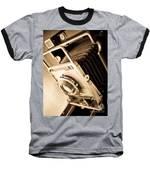 Old Press Camera Baseball T-Shirt
