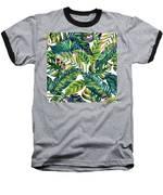 Tropical  Baseball T-Shirt