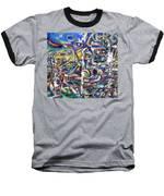 Dissolution Baseball T-Shirt by Robert Thalmeier
