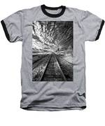 All The Way Home Baseball T-Shirt by Phil Koch