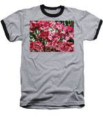 Washington State Magnolia Baseball T-Shirt by Mae Wertz