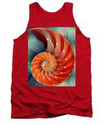 Nautilus Shell - Nature's Perfection Tank Top