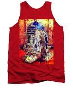 R2 - D2 Tank Top by Al Matra