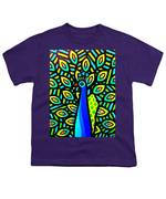 Peacock Iv Youth T-Shirt