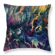 ' Impact Seven' Throw Pillow