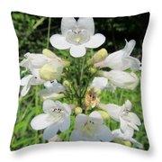 Breadtonge Throw Pillow