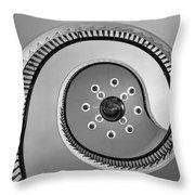 @ - Bw Throw Pillow