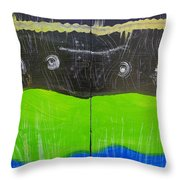 Chasing The Dream Throw Pillow