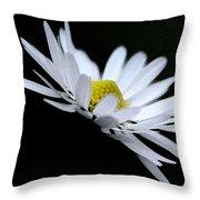 Daisy 4 Throw Pillow
