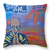 Dalai Lama 1 Throw Pillow