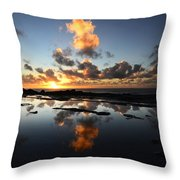 Earth Third Planet From The Sun Throw Pillow