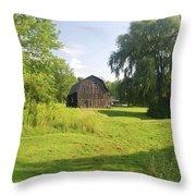 Evergreen Trails 7523 Throw Pillow