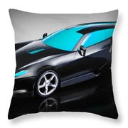 Ferrari 15 Throw Pillow