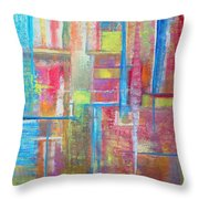 ... For A Trickle Of Water  Throw Pillow