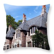 House And Home 1  Throw Pillow