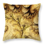 Idea Of A Tree Throw Pillow