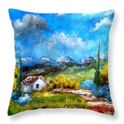 If I Were The Sky Throw Pillow