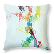 If You Follow Me For One You Will Not Lose 1 Throw Pillow