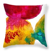 Interactions 3 Throw Pillow
