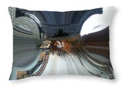 Travel Together 1 Throw Pillow