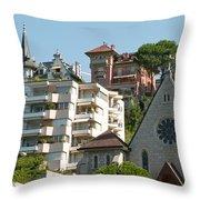 Montreux Throw Pillow