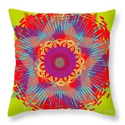 My Chaos Theory Throw Pillow