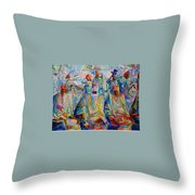 National Conference Throw Pillow