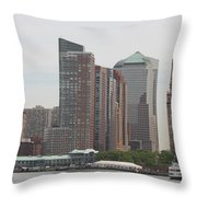 New York - New York Throw Pillow
