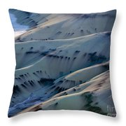 Painted Hills 7 Throw Pillow