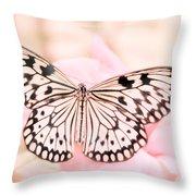 Paper Kite Throw Pillow