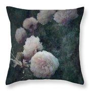 Perennial Gardens - Fall #04 Throw Pillow