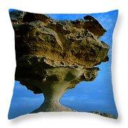 Pure Egypt  Nature Throw Pillow