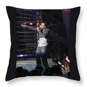 Sean Paul  Throw Pillow