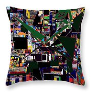 Wiping Out The Language Of Amalek 16 Throw Pillow