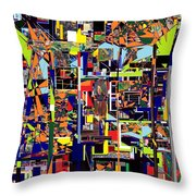 Wiping Out The Language Of Amalek 19 Throw Pillow
