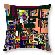 Wiping Out The Language Of Amalek 25 Throw Pillow