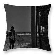 Suggest A Name  Throw Pillow