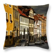 Sunshine In The Midst Of Storms Throw Pillow