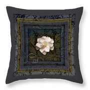 The Intoxicating Fragrance Of Love Throw Pillow