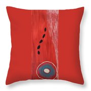 Time I Was On My Way Throw Pillow