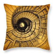 To The Top Throw Pillow