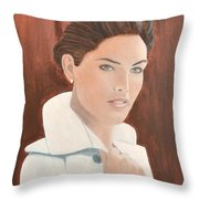0004 Tanya Throw Pillow