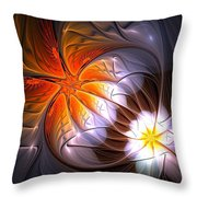 0006 Throw Pillow