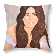 0006 Jordana Throw Pillow