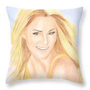 0008 Ilse Throw Pillow