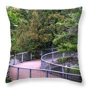 0016 Hoyt Lake Autumn 2013 Throw Pillow